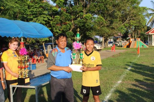 โครงการแข่งขันกีฬาประชาชน เยาวชน ต้านยาเสพติด ประจำปี 2561