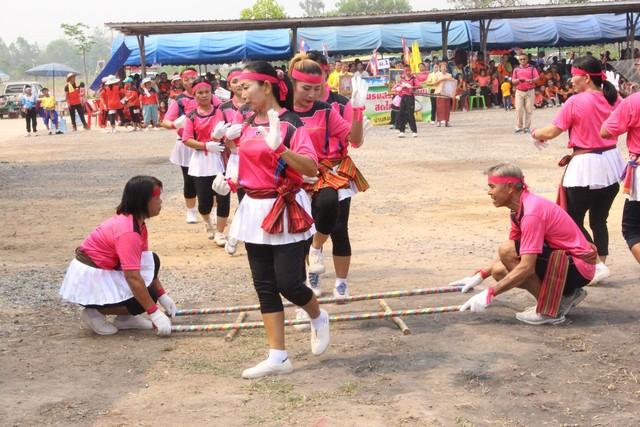 โครงการอบรมฟื้นฟูความรู้แกนนำการออกกำลังกายและประกวดออกกำลังการเต้นแอโรบิค